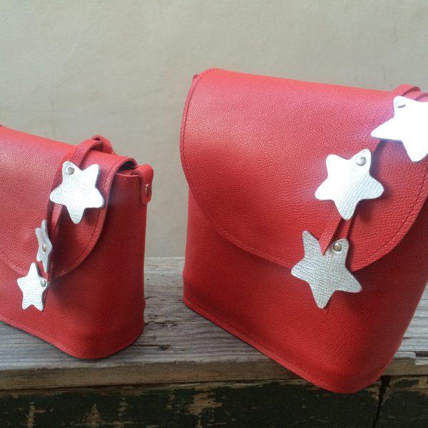 Set Anya Winter star roșu